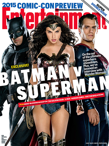Warner Brothers has Released Awesome New Photos from the Upcoming Batman v. Superman Movie